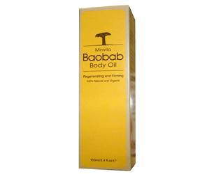 Minvita Baobab Oil