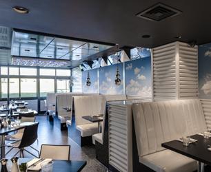 Cau Restaurant Interior