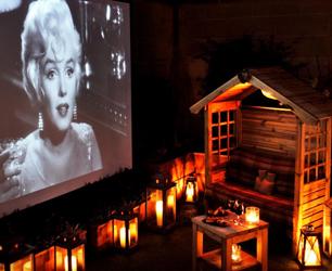 Berkeley Outdoor Cinema February Screening