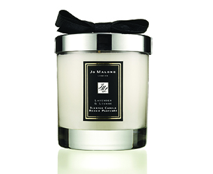 A candle by Jo Malone