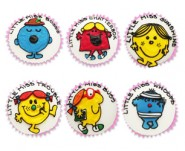 Biscuiteers Mr Men and Little Miss
