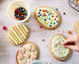 A Basic Biscuit Recipe; Easter Baking Is Fun and Easy