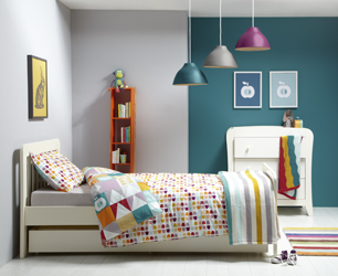 Patternology Unisex Brights Junior Room