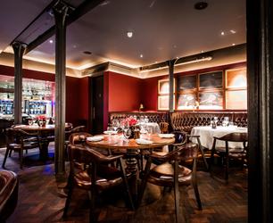 New Street Grill restaurant interior