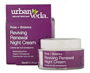 UrbanVeda night cream
