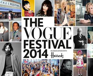 Vogue Festival logo