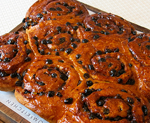 Tom Aikens' Chelsea Buns