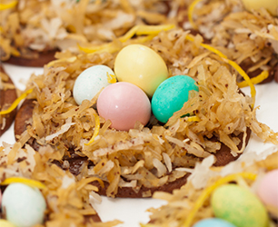 Easy Easter Nests Recipe