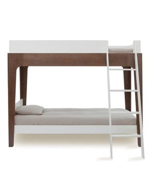 Oeuf NYC Lit Superposé Perch Noyer Walnut