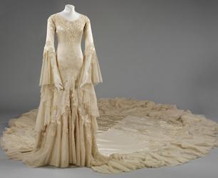 Wedding Dresses exhibition