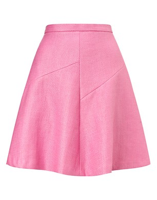 Whistles Agnes Fit and Flare Skirt