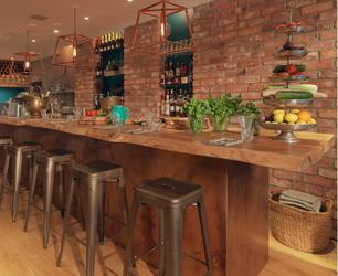 Zumbura restaurant Interiors