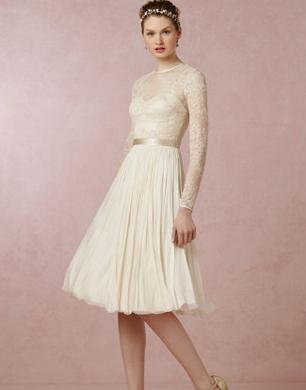 Wedding dresses under 1000 stylenest for Registry office wedding dress