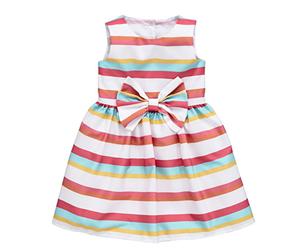Ladybird Stripe dress with bowLadybird Stripe dress with bow