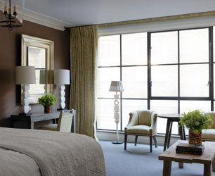 Ham Yard Hotel Room