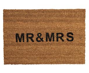 mr and mrs doormat