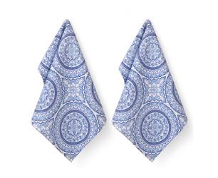 ceramic tea towels set of 2