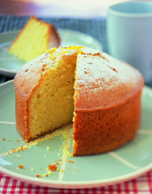 Jane Asher Lemon Madeira Cake