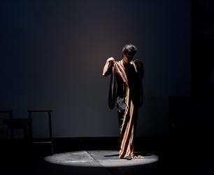Amanda Harlech by Tibor Galamb