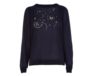 Embellished Sweat