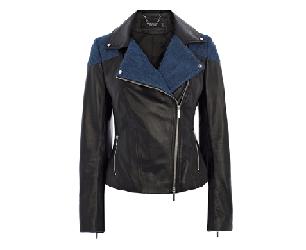 Leather & Denim Biker