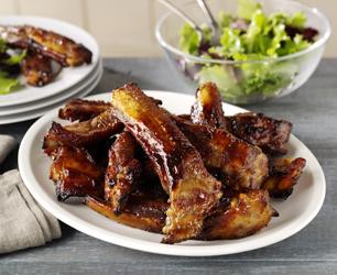 Spiced Paprika Pork Ribs