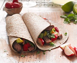 Wholemeal Tortilla Wrap