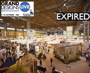 Grand Designs Live Birmingham - NEC Birmingham, Friday 4 October 3