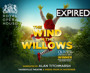 Feat-The Wind & The Willows