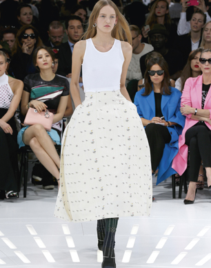 Dior Paris Fashion Week SS15