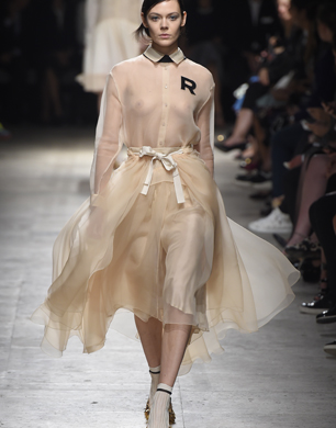 Rochas Paris Fashion Week SS15