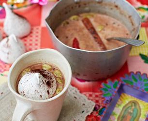 Mayan Chilli Chocolate