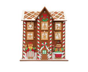 Selfridges gingerbread house advent calendar