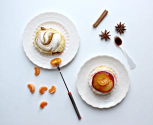-Tea Time in Wonderland Winter Scones Recipe Image 1