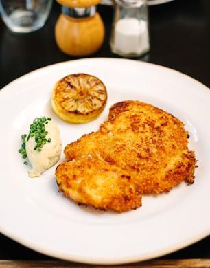 Finlay's Buttermilk Shnitzel
