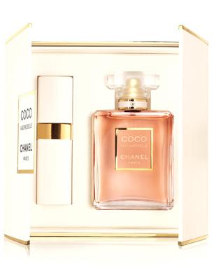 Chanel Coco Mademoiselle Eau De Parfum Limited Edition Coffret