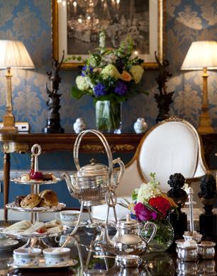 Ritz Afternoon Tea