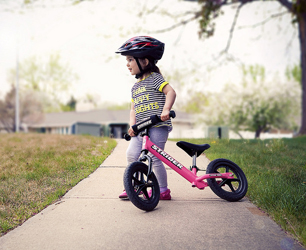 Photo Credit: Travis Swan Balance Bike