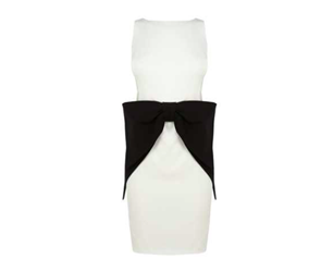 Glamour Bow Dress copy