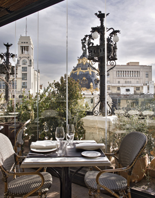 Atico At The Principal Hotel Madrid Stylenest