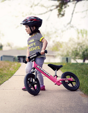 Photo Credit: Travis Swan Balance Bike