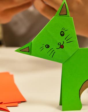 Photo Credit: Zhao YIPL Origami craft 2010