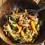 Pork & Broccoil Stir Fry