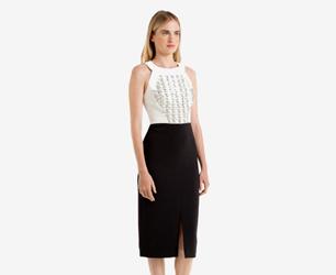Syena Midi Dress