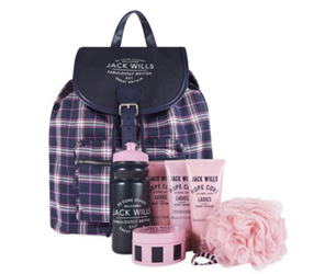 Jack Wills Weekend Essentials Backpack copy