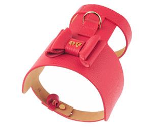 Feat-Moshiqa-Bijou-Leather-Dog-Harness-Red