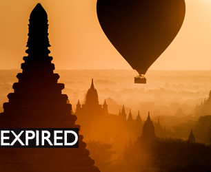 There is nothing more awe inspiring as watching the sunrise and set from the top of one of the temples in the central plain in Bagan. Back in the day, the Kings of Bagan commissioned the construction of some 4000 Buddhist Temples, but only around half remain standing today… but what a sight they are. What's more is the balloons (from Bristol!) are now an accepted sight as they drift silently across the orange glows of dawn. Easily the most memorable experience in Asia to date. Stunning.