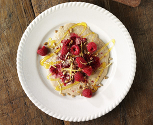 Oat & Raspberry Pancakes-2nd