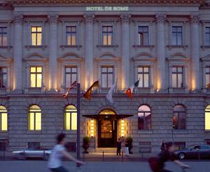 Rocco Forte's Hotel de Rome_Hotel facade