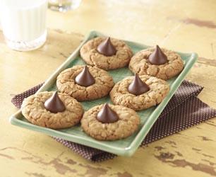 SKIPPYR Chocolate Drop Peanut Butter Cookies Image